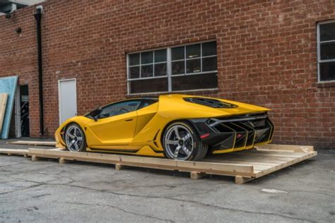 lamborghinis dont   outrageous   yellow