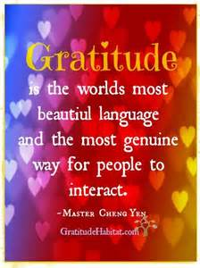 Beautiful Quote About Gratitude