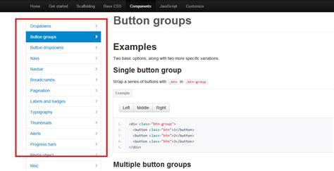 How To Customize Bootstrap Sidebar/sidenav