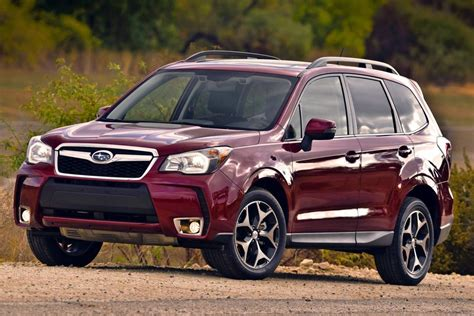 subaru suv used 2015 subaru forester for sale pricing features