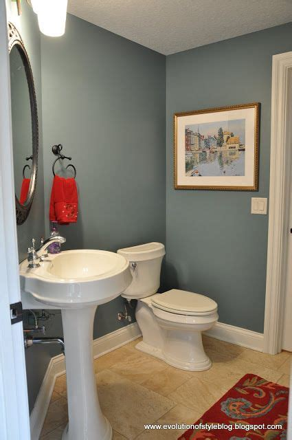 Best Blue Color For Bathroom by 17 Best Ideas About Bathroom Paint Colors On