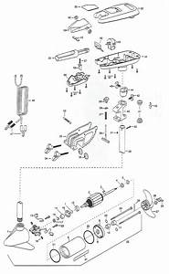 Minn Kota Turbo 90 Xl Parts