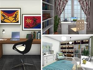 9 essential home office design tips roomsketcher blog With 3 powerful tips for your office decoration ideas