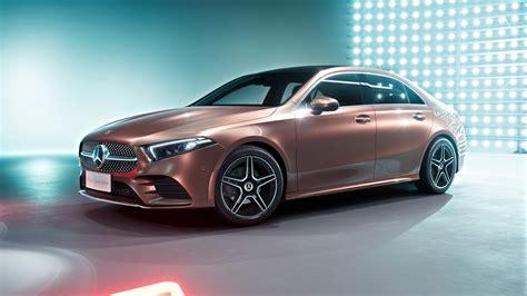 Mercedes Benz 2019 : 2019 Mercedes Benz A200 L Sport Sedan 4k 4 Wallpaper