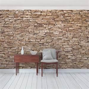 24 besten stein tapete naturstein beton backstein With balkon teppich mit schiefer tapete