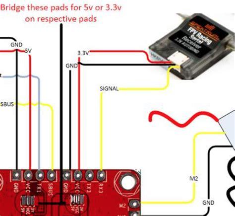 Rc Receiver Wiring Diagram by Spektrum Dx6 Rc Wiring Diagram Wiring Library