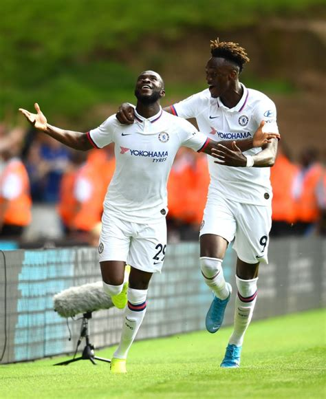 Abraham, Tomori In Line To Sign Chelsea Contracts Extension