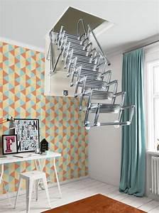 Escalier Escamotable Zip Up Chelle Escalier Escamotable D
