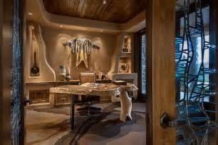 Southwestern Style Houses Ideas Photo Gallery by Southwest Contemporary Southwestern Home Office