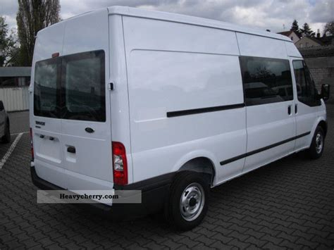 Ford Transit L3h2 300 L 2012 Box-type Delivery Van