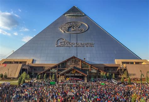 Coolest Bass Pro Shops location ever now open in Memphis ...