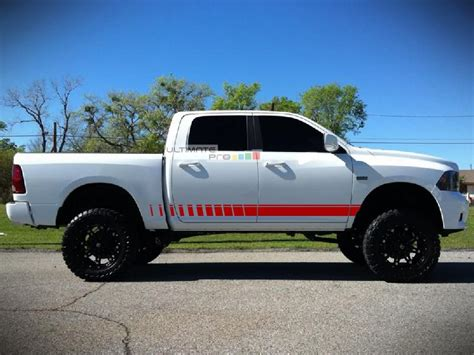 set  side door stripes decal sticker graphic compatible
