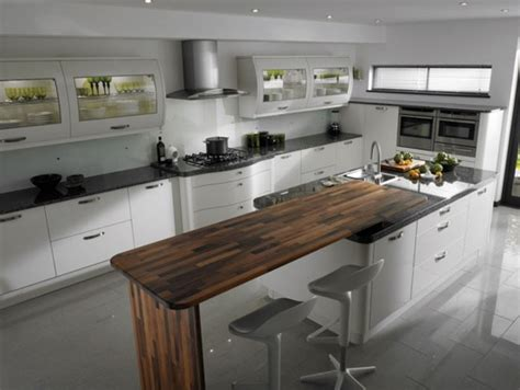 Contemporary Kitchen Design By Second Nature  Adorable Home