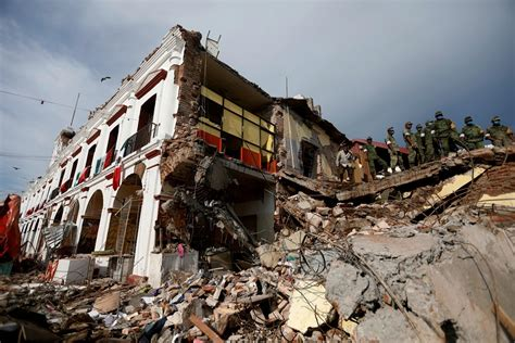 The epicenter was one kilometer southeast of woodlawn, maryland. Mexico earthquake: Photos of flattened town of Juchitan de Zaragoza in Oaxaca state