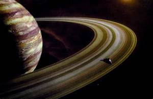 Model of Planets Ring - Pics about space