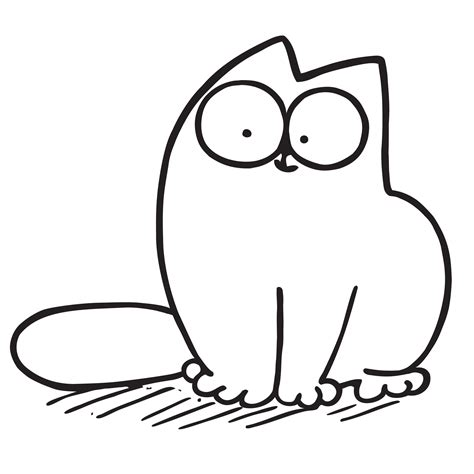 simon s cat simon s cat this is what the cat we had growing up used