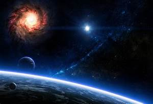 Space Galaxy 3D Wallpapers - Pics about space
