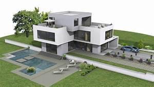Architektur Haus Zeichnen : kosteng nstige 3d visualisierungen architektur und wohnhaus ~ Markanthonyermac.com Haus und Dekorationen