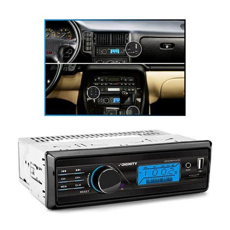 Autoradio Ht165s Mit Aux  Usb  Sd Eingang, 2x50 Watt