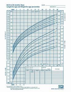 Pediatric Growth Chart Boy File Cdc Growth Chart Boys Birth To 36 Mths Cj41c017 Pdf