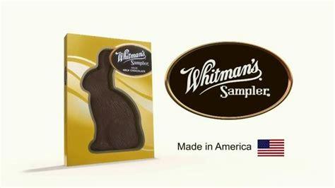 Whitman's Sampler Milk Chocolate Rabbit TV Spot - iSpot.tv