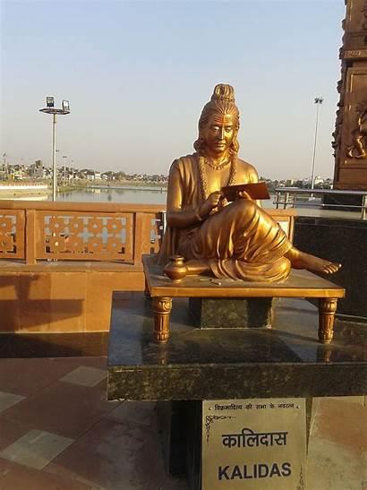 Kalidasa Wikipedia Kalidas Commons Wikimedia Sanskrit Poet