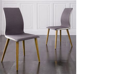 Chaise Tissu Salle A Manger by But Salle A Manger 1 Chaise Salle A Manger Grise En
