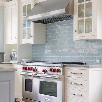 pale blue kitchen tiles blue subway tiles tile design ideas 4082