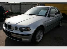 2002 BMW Compact Pictures, 1800cc, Manual For Sale