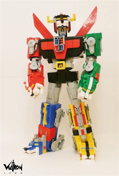 lego voltron toys transformers robot head brick mecha toy lion flickr lions legos sets brothers mark tomboys cool why mechs