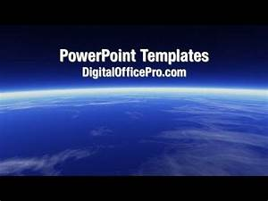 Charts Playlist Youtube Atmosphere Powerpoint Template Backgrounds