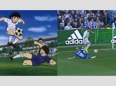 Cristiano Ronaldo vs Oliver Atom Skill vs Alaves 0204