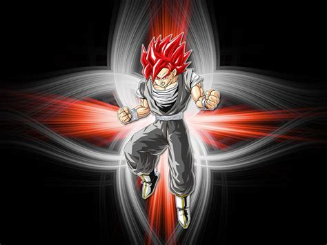 Goku Super Sayayin 7  Evil Goku (dragon Ball Af) Marbal