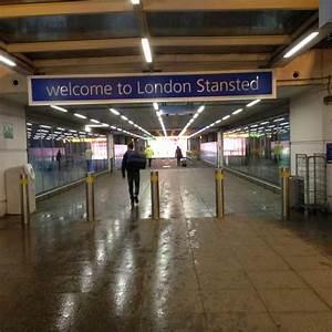 von stansted airport nach london