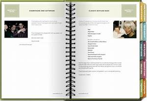homemade cookbook gift With homemade cookbooks template