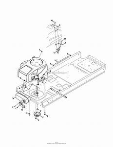 Mtd 17arcacw099  247 204191   Z6600   2015  Parts Diagram For Engine Accessories