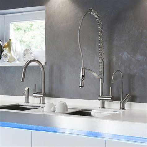 les robinets de cuisine le robinet de cuisine design 233 l 233 gant par mgs