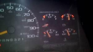 Chevy Gas Gauge