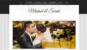 25 premium wedding website templates for inspiration With best wedding inspiration websites