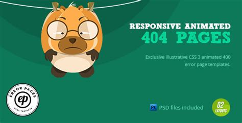 animated html templates free 25 awesome html 404 pages website templates tutorial zone