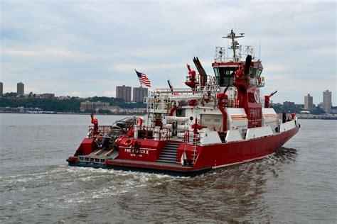 Nyc Fireboat Firefighter by Fdny Fireboat Firefighter Ii Firefighter Appreciation