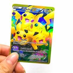 2017 new cards pokemon cards game