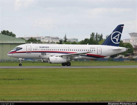 sukhoi design bureau ra 97003 sukhoi design bureau sukhoi superjet 100 at