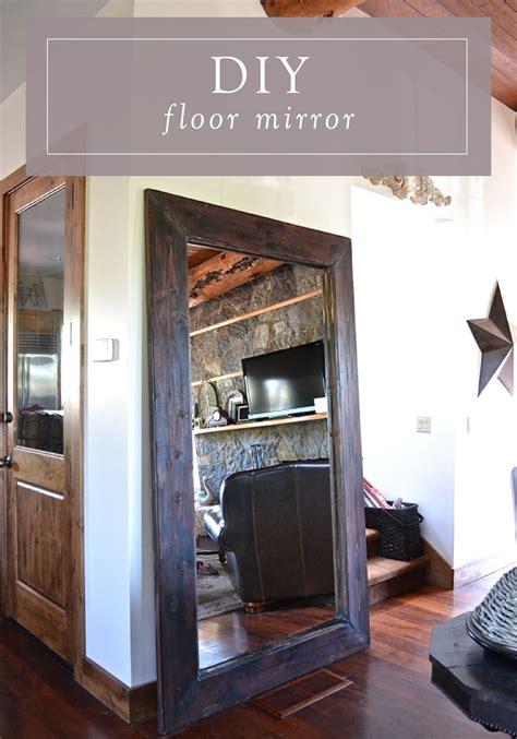 floor mirrors rustic mirrors floor mirror  ceilings