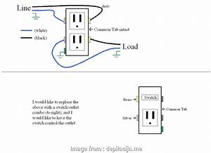 Electrical Outlet Switch Connection Nice How To Wire An