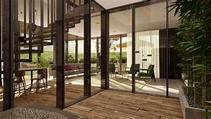 Architecture à Vivre : r alisation 3d graphisme design perspective maison ~ Melissatoandfro.com Idées de Décoration