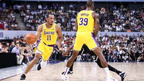 Lakers Lineup & Roster: Avery Bradley Headlines 3 Best ...