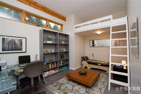 小户型loft公寓装修土巴兔装修效果图