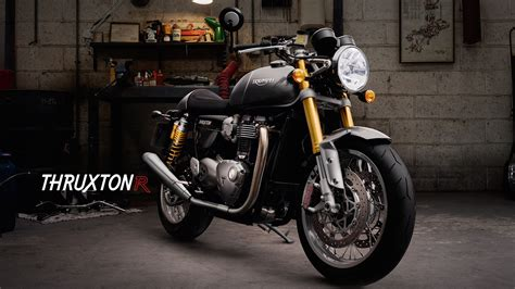 Triumph Wallpapers by Triumph Thruxton R Hd Wallpaper Iamabiker