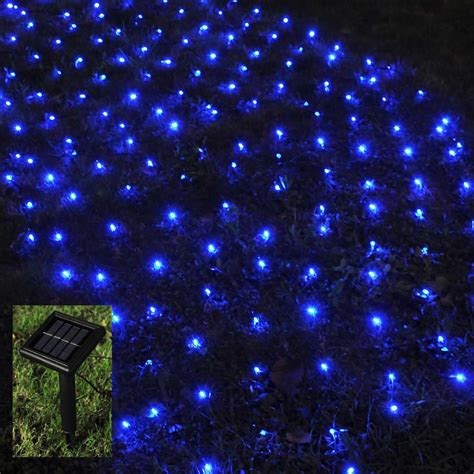 100 led solar string light power fairy outdoor yard lawn